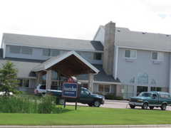 AmericInn Lodge & Suites of Marshall - Hotel - 1406 E Lyon St, Marshall, MN, United States