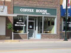 Daily Grind - Restaurant - 361 W Main St, Marshall, MN, 56258
