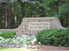 Washington Duke Inn & Golf Club - Hotel - 3001 Cameron Blvd, Durham, NC, 27705