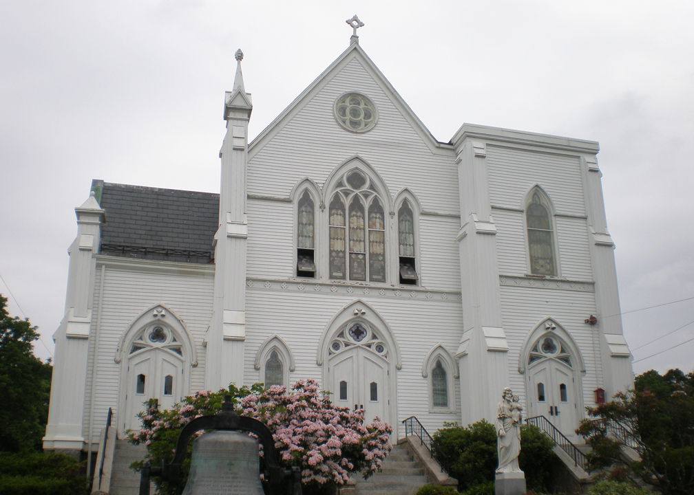 Saint Joseph Parish - Ceremony Sites - 2 Barber Street, Medway, MA, 02053