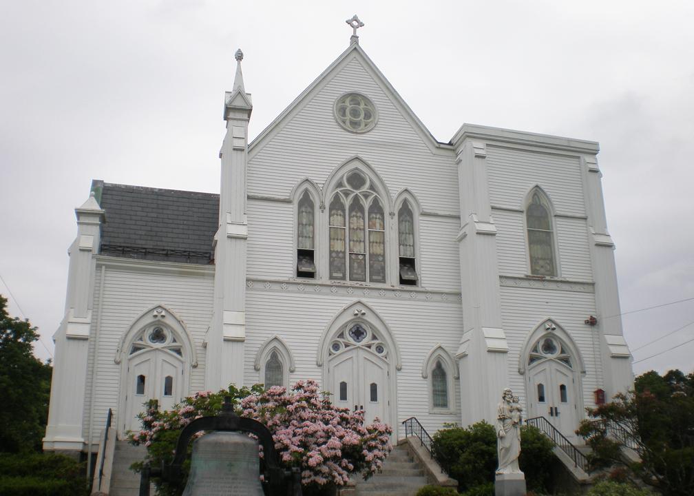 Saint Joseph Parish - Ceremony Sites - 2 Barber Street, Medway, MA, 02053