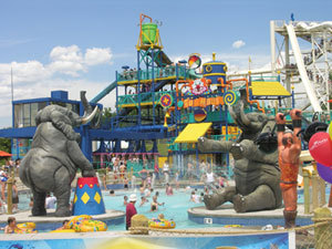 Water World - Attractions/Entertainment - 1800 West 89th Avenue, Denver, CO, United States