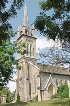 Trinity United Church - Ceremony Sites - 15 Chapel St, Cobourg, ON, K9A 1J1
