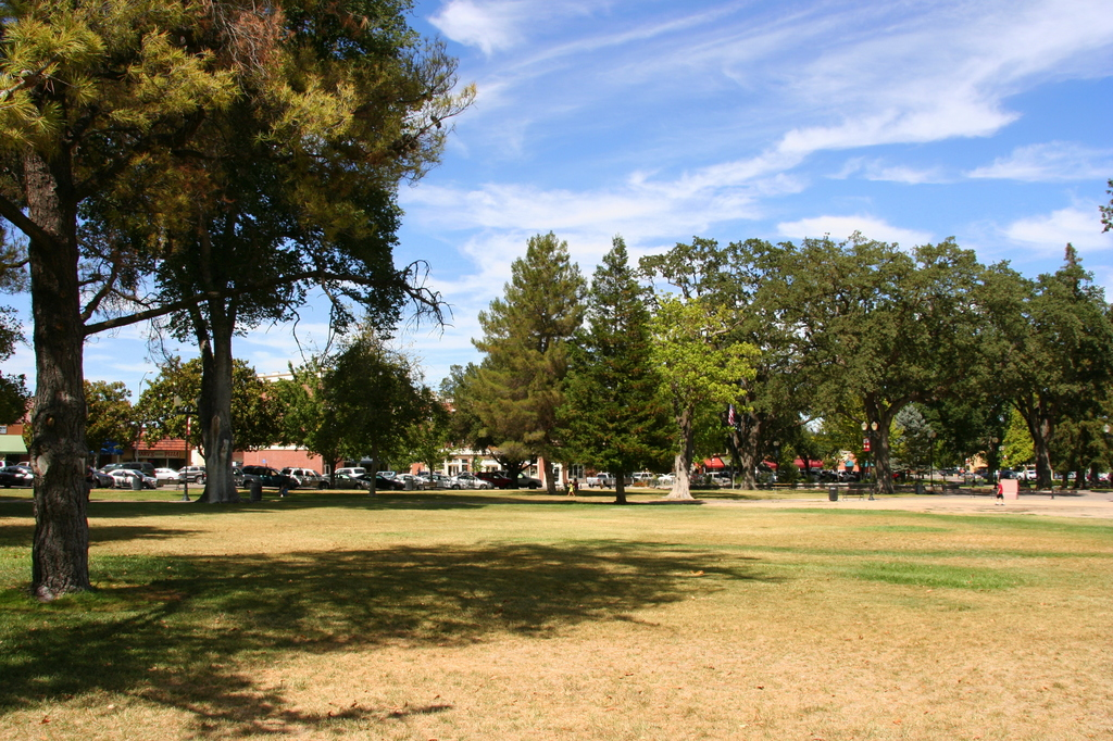 Downtown City Park - Parks/Recreation, Attractions/Entertainment - Park St & 11th St, Paso Robles, CA, 93446