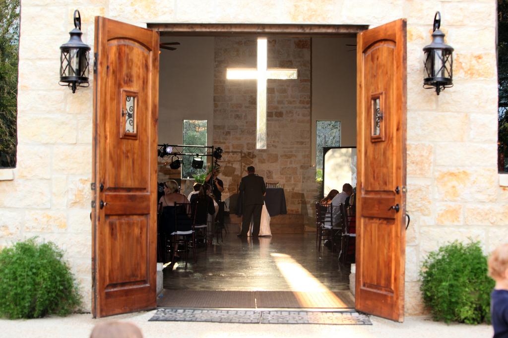 Wedding Reception Sites In Boerne TX USA