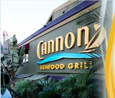 Cannons Seafood Grill - Restaurant - Reception Sites, Restaurants - 34344 Street of the Green Lantern, CA, 92629