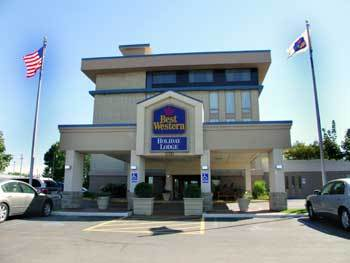 Best Western Hotel - Hotels/Accommodations, Reception Sites - 2023 7th Ave N, Clear Lake, IA, 50428
