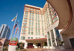 Courtyard by Marriott - Hotel - 300 E 4th St, Austin, TX, 78701, US
