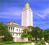 University of Texas Campus - Sights to See! -
