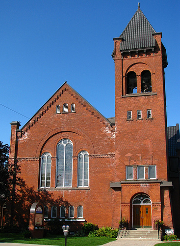 St. Paul's United Church - Ceremony Sites - 308 King St, Midland, ON, L4R