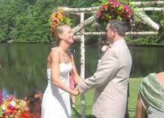 Twin Lakes  - Ceremony - Walton Ln, Hurley, NY, 12443