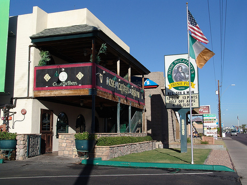 Rosie Mccaffrey's Irish Pub - Bars/Nightife, Attractions/Entertainment - 906 East Camelback Road, Phoenix, AZ, United States
