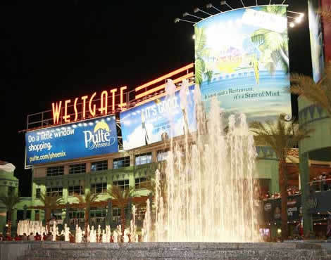 Westgate City Center - Restaurants, Shopping - Glendale, Arizona, United States