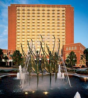 Ritz Carlton - Hotels/Accommodations, Ceremony Sites, Restaurants - 100 Carondelet Plz, St Louis, MO, United States