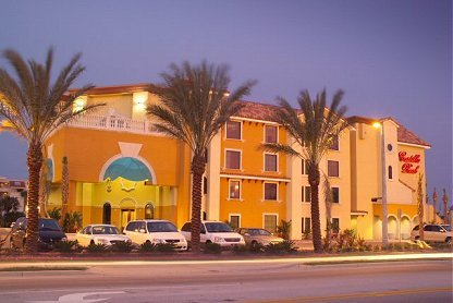 Castillo Real St. Augustine Beach - Hotels/Accommodations, Restaurants - 530 A1A Beach Blvd., St. Augustine, FL, USA