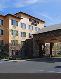 Oxford Suites - Hotels/Accommodations - 2035 Business Ln, Chico, CA, United States