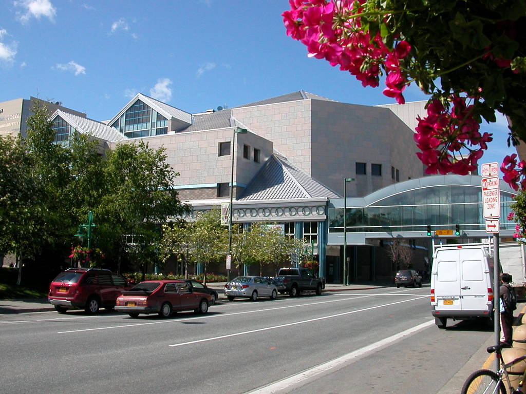 Alaska Center For The Performing Arts - Ceremony Sites - 621 West 6th Avenue, Anchorage, AK, United States