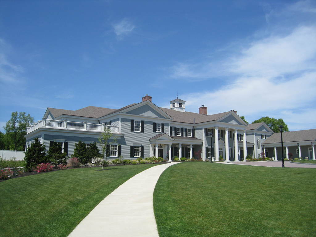 Wellesley Country Club - Reception Sites - 300 Wellesley Avenue, Wellesley, MA, United States