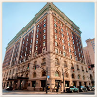 The Seelbach Hilton Louisville - Hotels/Accommodations, Ceremony Sites, Reception Sites, Brunch/Lunch - 500 Fourth Street, Louisville, KY, United States