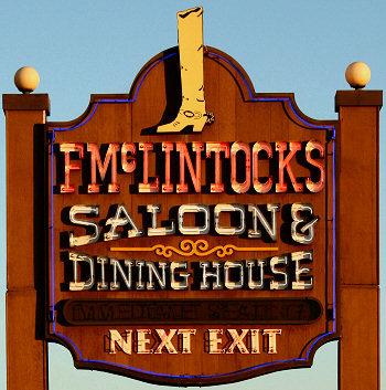 F. Mclintocks Saloon And Dining House - Restaurants - 750 Mattie Rd, Pismo Beach, CA, 93449