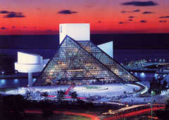 Rock and Roll Hall of Fame and Museum - Attraction - 1100 Rock & Roll Blvd, Cleveland, OH, 44114