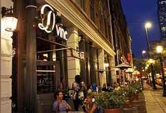 D'Vine Wine Bar - Restaurant - 836 W Saint Clair Ave, Cleveland, OH, United States