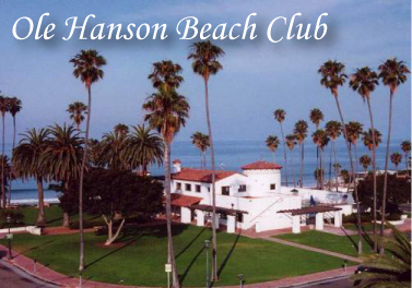 Ole Hanson Beach Club - Reception Sites, Ceremony Sites, Attractions/Entertainment - 105 W. Avenida Pico, San Clemente, California, 92672, United States