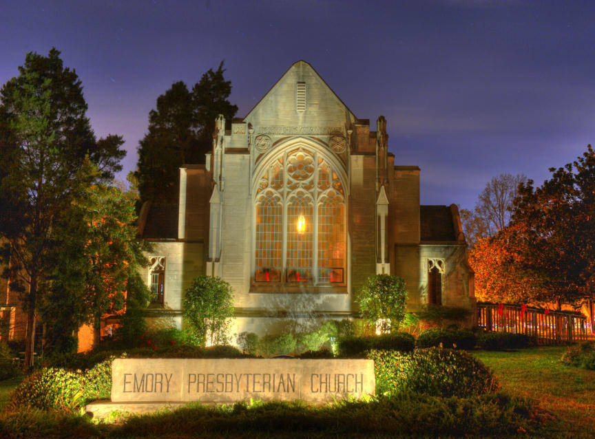 Emory Presbyterian Church - Ceremony Sites - 1886 N Decatur Rd NE, Atlanta, GA, 30307