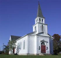 St. James Meeting House - Ceremony Sites - 375 Boardman Poland Rd, Boardman, OH, 44512