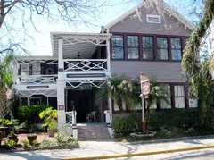 Old Powder House Inn - Bed &amp; Breakfast - 38 Cordova Street, St Augustine, FL, United States