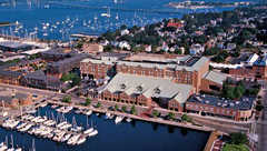 Newport Marriott Hotel - Hotel - 25 Americas Cup Ave, Newport, RI, United States