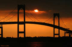 Newport Bridge - Attraction - Newport Bridge, Newport, RI, US