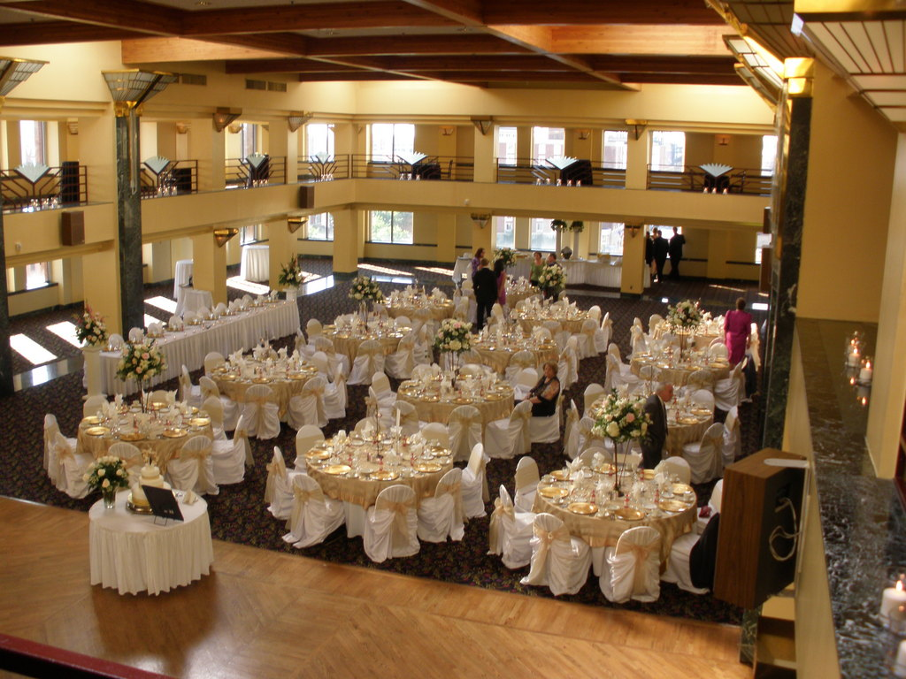 International Banquet & Conference Center - Reception Sites - 1000 Brush St, Detroit, MI, United States