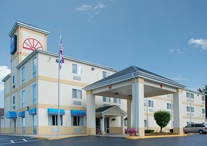 Comfort Inn - Hotels/Accommodations - US ROUTE 30, 1019 W Lincoln Hwy, Schererville, IN, United States