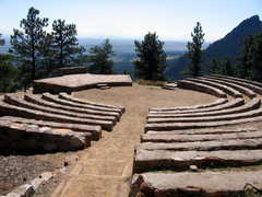 Sunrise Amphitheater - Ceremony - 1198 Flagstaff Drive, Boulder, CO, 80302