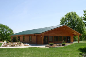 Riechmann Indoor Pavilion At Stephen's Lake Park - Reception Sites - 2300 E Walnut St, Columbia, MO, 65201