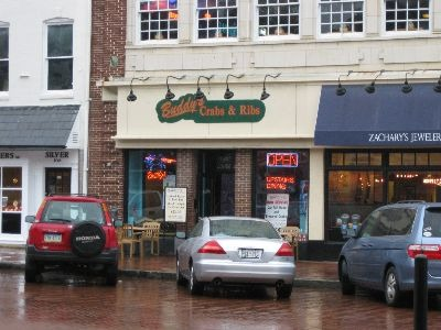 Buddy's Crabs & Ribs - Restaurants, Rehearsal Lunch/Dinner - 100 Main St # 2, Annapolis, MD, United States