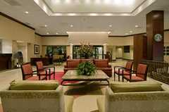 Raleigh Hilton - Reception - 3415 Wake Forest Road, Raleigh, NC, United States