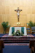 Our Lady of Lourdes Catholic - Ceremony - 2718 Overbrook Dr, Raleigh, NC, 27608