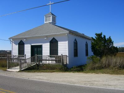 Pawleys Island House Of Worship - Ceremony Sites - 391 Myrtle Ave, Pawleys Island, SC, 29585