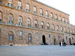 Palazzo Pitti - Attraction - Via Piazza de' Pitti, 1, Firenze, Toscana, 50125, IT