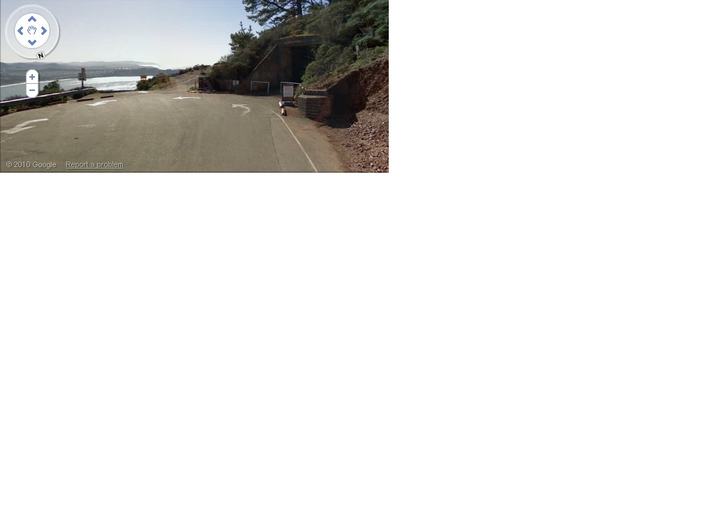 One Way Road Starts!!! - Attractions/Entertainment - Conzelman Rd, Sausalito, CA, 94965