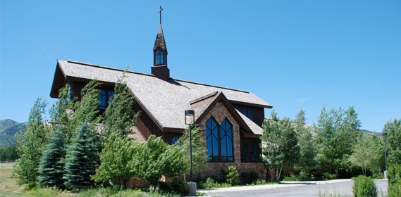 St Mary's Catholic Church - Ceremony Sites - 1505 White Pine Canyon Road, Park City, UT, United States