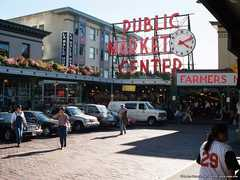 Pike Place Market - Attraction - 86 Pike St, Seattle, WA, United States