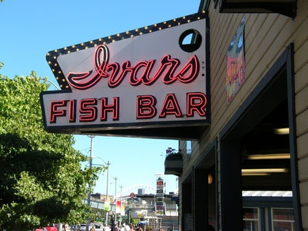 Ivar's Acres Of Clams - Restaurants - Pier 54, 1001 Alaskan Way, Seattle, WA, United States