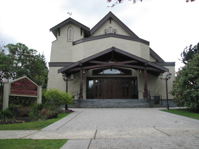Sts Peter And Paul Church - Ceremony Sites - 1430 38 Ave W, Vancouver, BC, V6M 1R4