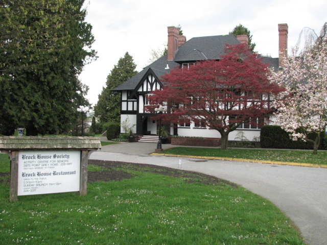 Brock House - Restaurants, Ceremony Sites, Ceremony & Reception, Reception Sites - 3875 Point Grey Rd, Vancouver, BC, V6R