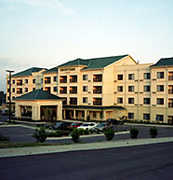 Courtyard by Marriott Kansas City East - Hotel - 1500 NE Coronado, Blue Springs, MO, United States