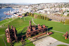 Gas Works Park - Attraction - 2101 N Northlake Way, Seattle, WA, United States
