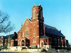 St Joseph's Church - Ceremony - 106 N Meramec Ave, St Louis, MO, 63105